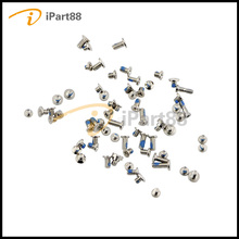 iPart88 1Set Repair Full Screw Set Screws For iPhone 5 Complete Replacement Screws