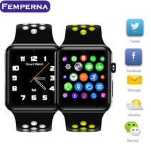Femperna 2017 LF07plus Bluetooth Smart Watch Phone support facebook Twittle for Apple iPhone Samsung Android relogio inteligente