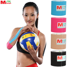 5cm*5m Kinesio Tape Kinesiology Tape Cotton Elastic Adhesive Muscle Tape Sports Tape Roll Care Knee Bandage Support with No Case