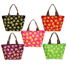 New Arrival Thermal Insulated Tote Picnic Lunch Cool Bag Storage package Cooler Box Handbag Pouch Dropshipping 814(China)