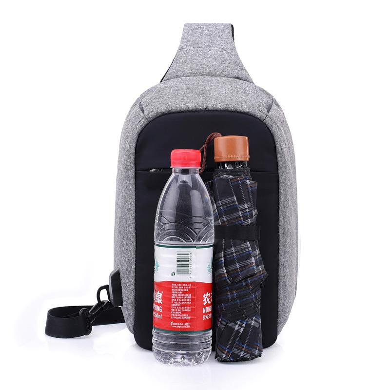 Men Anti Theft Backpack USB Rechargeable Crossbody Women Bags Boys Girls Single Shoulder Bag Backpacks Sac A Dos Homme BP0205 (18)