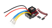 1pcs 100% original Hobbywing QUICRUN Series WP 860 Waterproof Brushed ESC 60A with 5V/3A Linear Mode BEC for 1/8 RC Car