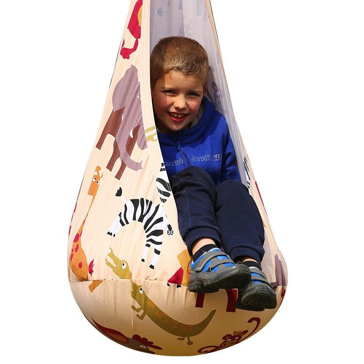 Free shipping Gladswing puzzle cotton canvas bag bag swing recreation children swing hammock hammock swings<br><br>Aliexpress