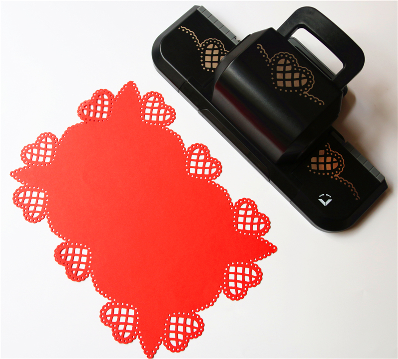 free shipping new design of 4 all around loving heart craft punch/paper punch for Scrapbook Handmade/punches for DIY decoration<br>