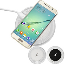 Besegad QI Wireless Phone Charger Charging Pad Mat for Samsung Galaxy S8 Plus S7 S6 Edge Note 5 Google Nexus 6 7 Nokia(China)