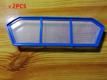 2pcs Original Primary Dust hepa filter ILIFE A4 X432 X430 T4 X431 Robot vacuum cleaner ILIFE A4S Vacuum Cleaner Parts filter