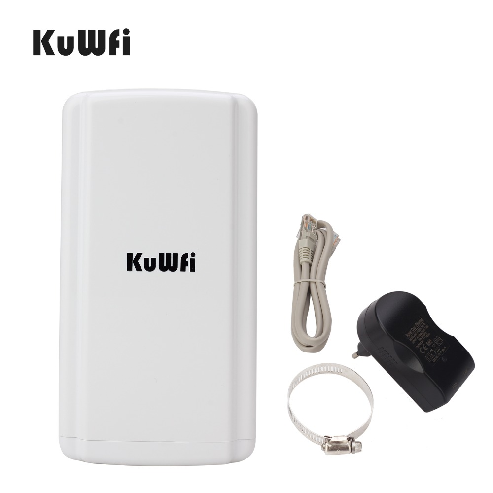 CPE Wireless WIFI Router WIFI Repeater WIFI Extender Long Range 1KM Outdoor AP Router CPE AP Bridge Client Router Support WDS<br>