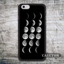 Moon Case For iPhone 7 6 6s Plus 5 5s SE 5c and For iPod 5 High Quality Stylish High Quality Cover Retail Wholesale Retail