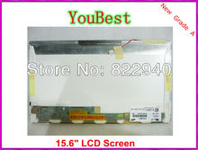 "15.6"" CCFL LCD Screen For DELL INSPIRON PP41L 1545 LTN156AT01 Laptop Display Panel(China)"