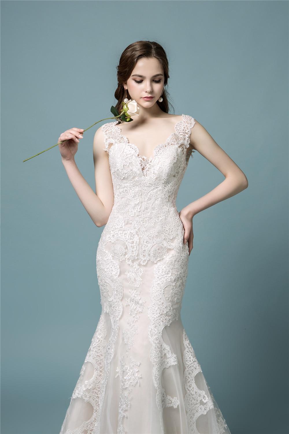 Vestidos De Novia 2018 Bridal Gowns Vintage – myonlineshop.co.nz