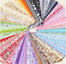 FREE SHIPPING 50pieces 10cmx10cm fabric stash cotton fabric charm packs patchwork fabric quilting tilda no repeat design tissue