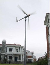 3KW grid tie wind turbine generator(China)
