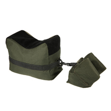 1PCS Portable Shooting Front & Rear Bench Rest Bags Rest Range Target Tactical Bench Unfilled Stand Hunting Accessories 3 Colors