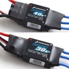 free shipping!! Wholesale Hobbywing FlyFun 30A 40A ESC 2-6S Speed Control for Airplane/Helicopter FlyFun-40 OPTO