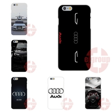 audi car logo For Samsung Galaxy S2 S3 S4 S5 S6 S7 edge mini Core 2 Alpha Grand Prime Soft TPU Silicon Popular Hot