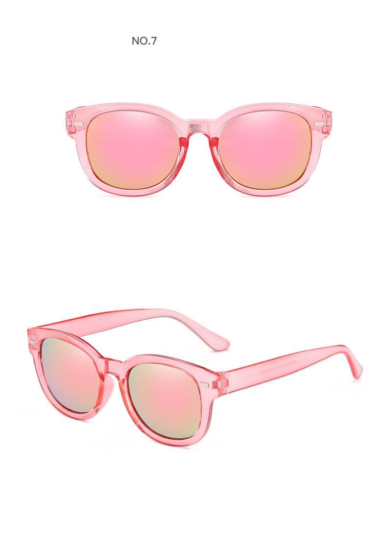 Luxury Vintage Round Cat Eye Sunglasses Women Ladies Fashion 2018 Brand Designer Mirror Lens Cateye Sun Glasses For Female