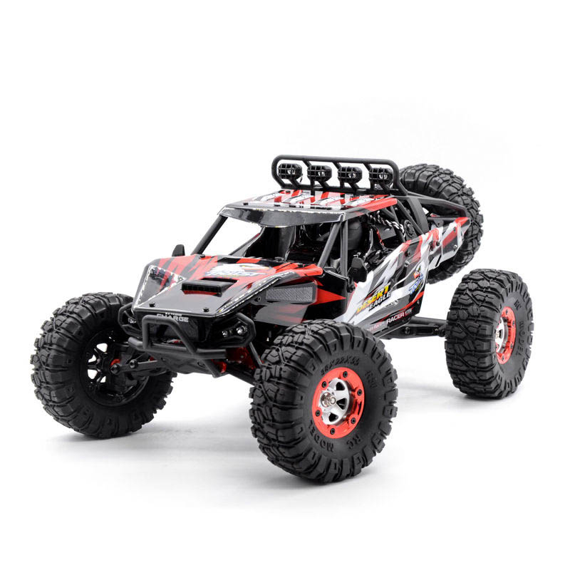 07-1 FY06FY07 112 2.4GHz 6WD RC Off-road Desert Truck RTR 60km70km High Speed Metal Shock Absorber LED Lights boy best gift toy