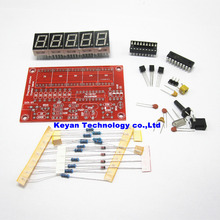 Buy 10pcs/LOT DIY Kits RF 1Hz-50MHz Crystal Oscillator Frequency Counter Meter Digital LED tester meter for $32.80 in AliExpress store