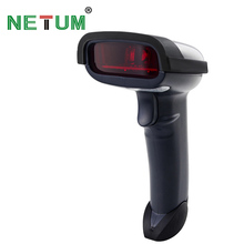 Bluetooth Wireless Barcode Scanner Portable Laser 1D Bar Code Reader for Android and ios iphone NETUM NT-1698LY(China)