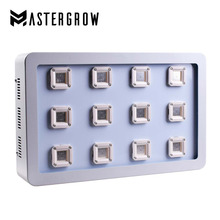 MasterGrow II 3600W COB LED Grow Light Panel Full Spectrum Red/Blue/White/UV/IR 410-730nm For Indoor Plant Growing and Flowering(China)