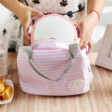 Camping Picnic Bag Lnsulation Peach Skin Velvet Multi Function Hiking Lunch Bag Thermal Cooler Tote Outdoor Multi Color Box Y019(China)