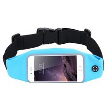 Waist Band Case For Apple iPhone 7 6 6s Plus S8 Edge S7 Edge J5 2016 A5 A7 For Huawei P7 P8 For Sony Z4 For LG G3 4 Bags Housing