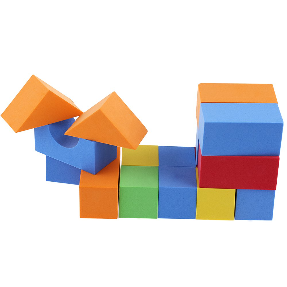 Educational Learning Toy 4Baby Kids Colorful Building Blocks Set Material Creative Classic Gift  -  NOVAN Online Store store