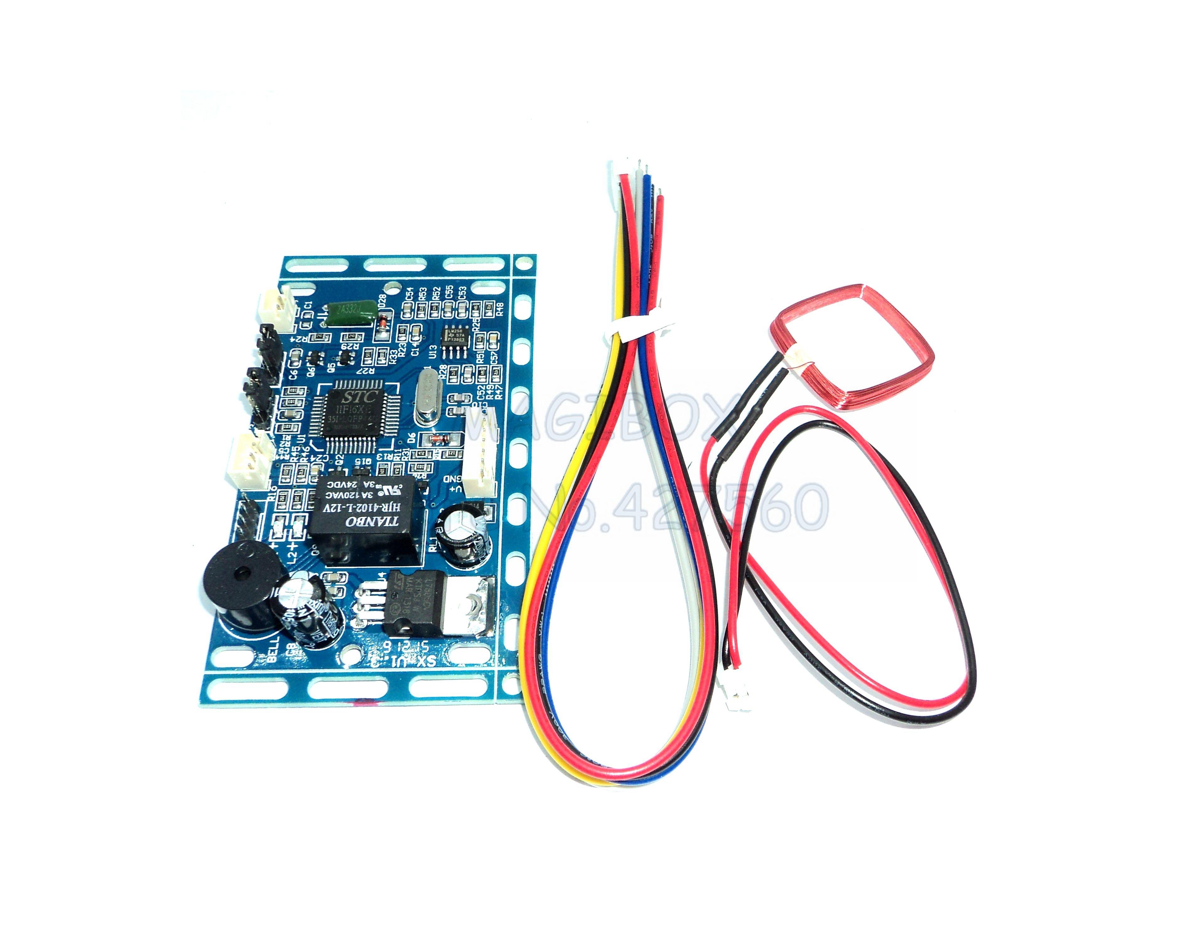 Intercom Embedded RFID access control 125Khz ID module controller<br><br>Aliexpress