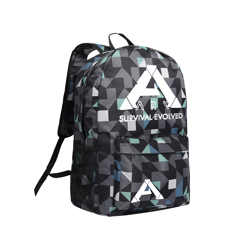 ARK Survival Evolved Backpack for Teenagers Boys and Girls School Bag Survival Evolved Schoolbag Bookbag Laptop Bags<br>
