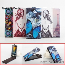 Buy Hongbaiwei 5 Painted Styles Protcetive Case Doogee Homtom HT5 Leather Case Luxury Open Cover Homtom HT5 Skin for $5.98 in AliExpress store