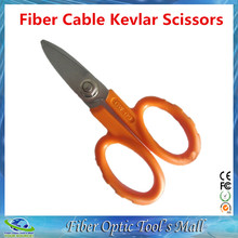 Free Shipping Fiber Optic Kevlar Cutter Scissors Kevlar aramid fiber For sharp scissors, scissors jumper wire pigtail FTTH Tools