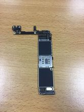 For 100% Original unlocked for iphone 6s Motherboard with Chips, 64gb for iphone 6s Mainboard without Touch ID