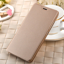 Leather Case For Xiaomi Redmi 3 Pro/Xiaomi Redmi 3S Phone 5.0 Inch High Quality Protector Flip Case Protective Accessories