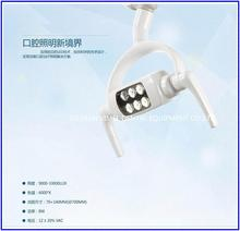 Free Shipping Dental On Ceiling LED Lamp Light Operating Lamp Light With Arm