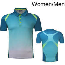 New Breathable badminton shirt Men's , table tennis shirt , Badminton clothes , sports POLO Quick Dry Shirts 1010
