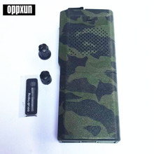 New Camouflage Complete Radio Service Parts Case Refurb Kit For Motorola GP300 two way radio