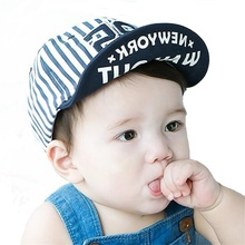 Fashion Boys Baseball Hat Summer Baby Baseball Caps Baby Hats for Boys Sun Hat Baby Caps for Girls Kids Cotton Cap