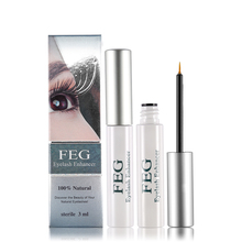 Powerful Chinese Herbal Healthy Beauty Makeup Eyelash Growth Treatments Liquid Serum Enhancer Eye Lash Longer Thicker 3ml 7 Days