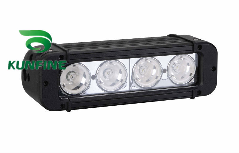 Cheap shipping !7.8inch 10~70V /40W Auto high power LED work Light Bar for Truck Trailer SUV technical vehicle Boat<br>