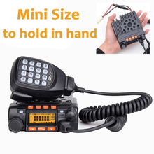 QYT KT-8900 25W High power Mini Mobile DUAL BAND Two Way Radio KT8900 Long Range Vehicle Walkie Talkie