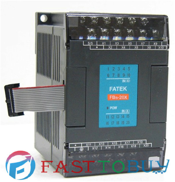FBs-20X Fatek PLC 24VDC DIO Expansion Modules New Original<br><br>Aliexpress