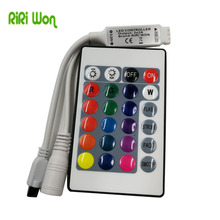 RiRi won IR remote light switch wireless controller DC 12V For RGB LED Strip Lighting 3528 5050 and lamps