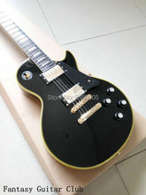Custom Shop,human Chinese lp electric guitar Ebony Fingerboard AAA Mahogany body gold hardware 1960 classic version