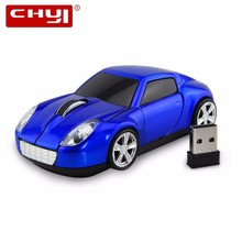 Super Sports Car Wireless Mouse 1200 DPI Optical Mouse Gaming Mause Racing upmarket car Wireless Mice for Gaming/Computer/Laptop