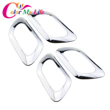 Buy Color Life ABS Chrome Inner Door Handle Cover Protection Trim Sticker Peugeot 3008 2013 2014 2015 Accessories 4Pcs/Set for $13.81 in AliExpress store