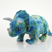60cm New Jurassic World Dinosaur Plush Toy Tyranosaurus Stegosaurus Triceratops Long necked Best Gifts  For Children's YZT0088
