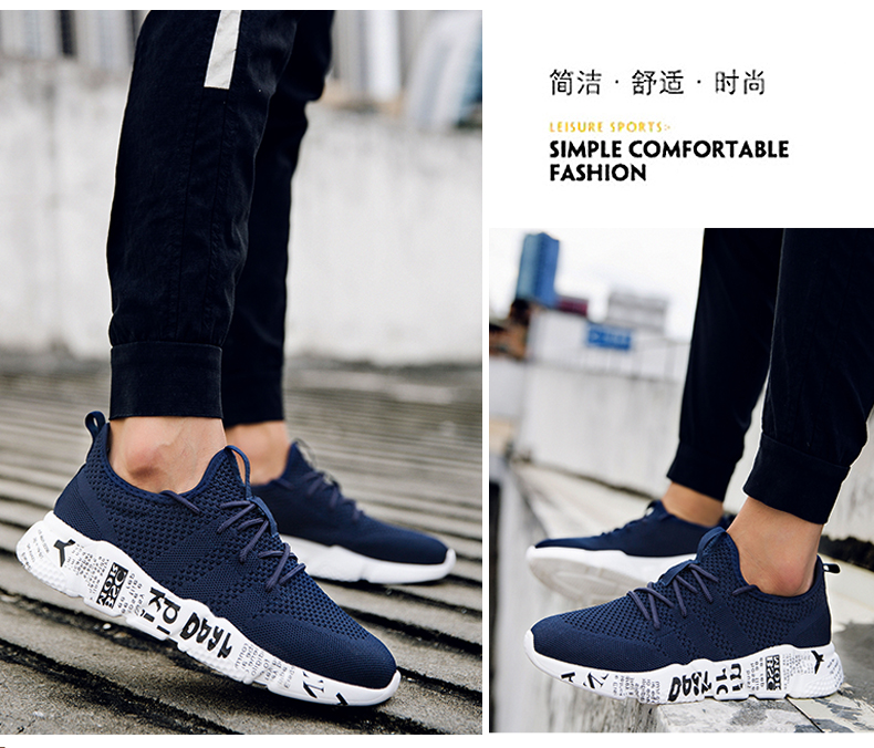 Men Casual Shoes Breathable Fashion Sneakers Man Shoes Tenis Masculino Shoes Zapatos Hombre Sapatos Outdoor Shoes Brand 45 46 81