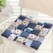 XXXG Washable cotton chair cushion cushion pad office computer office chair stool seat cushion cloth art students(China)