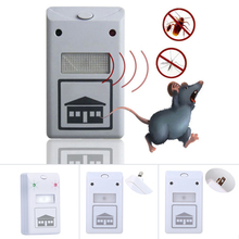 Anti Mosquito Repeller killer Rodent Pest Bug Reject Mole mice EU/ US Plug Electronic Ultrasonic Rat Mouse Repellent