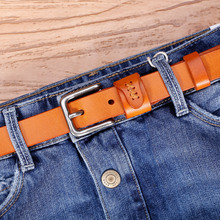Catelles New Vintage Design Belt for Women Leather Famous Brand Original Belt Pin Buckle Strap Fashion Soft Leather Belts Women